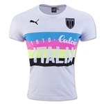 Italy Multi Color Calcio T-Shirt