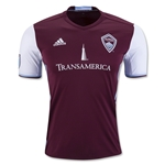 Colorado Rapids 2016 Home Soccer Jersey