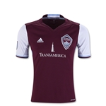 Colorado Rapids 2016 Youth Home Soccer Jersey