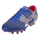 Under Armour CF Force 2.0 FG USA (White/Red/Team Royal)