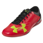 Under Armour Spotlight ID (Rocket Red/High-Vis Yellow/Black)