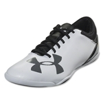 Under Armour Spotlight ID Junior (White/Black)