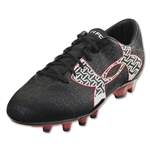Under Armour CF Force 2.0 FG (Black/Rocket Red/White)