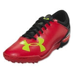 Under Armour Spotlight TR Junior (Rocket Red/High-Vis Yellow/Black)