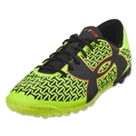 Under Armour CF Force 2.0 TR Junior (High-Vis Yellow/Rocket Red/Black)