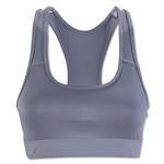Elite Compression Sports Bra (Gray)