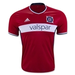 Chicago Fire 2016 Home Soccer Jersey