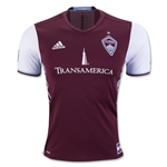 Colorado Rapids 2016 Authentic Home Soccer Jersey