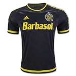 Columbus Crew 2016 Authentic Home Soccer Jersey