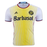 Columbus Crew 2016 Authentic Away Soccer Jersey