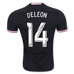 DC United 2016 DELEON Home Soccer Jersey