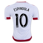 DC United 2016 ESPINDOLA Away Soccer Jersey