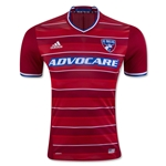 FC Dallas 2016 Authentic Home Soccer Jersey