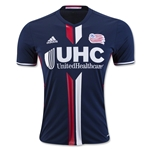 New England Revolution 2016 Home Soccer Jersey