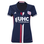 New England Revolution 2016 Women's Home Soccer Jersey