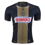 Philadelphia Union 2016 Authentic Home Soccer Jersey