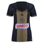Philadelphia Union 2016 Women's Home Soccer Jersey