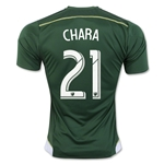 Portland Timbers 2016 CHARA Home Soccer Jersey