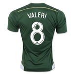 Portland Timbers 2016 VALERI Home Soccer Jersey