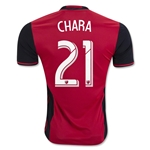 Portland Timbers 2016 CHARA Away Soccer Jersey