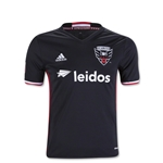 DC United 2016 Youth Home Soccer Jersey
