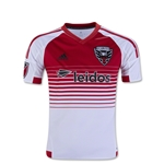 DC United 2016 Youth Away Soccer Jersey