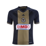 Philadelphia Union 2016 Youth Home Soccer Jersey