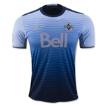 Vancouver Whitecaps 2016 Away Soccer Jersey