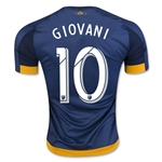 LA Galaxy 2016 GIOVANI Authentic Away Soccer Jersey
