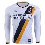 LA Galaxy 2016 LS Authentic Home Soccer Jersey
