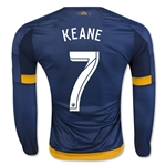 LA Galaxy 2016 KEANE LS Authentic Away Soccer Jersey
