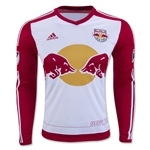 New York Red Bulls 2016 LS Authentic Home Soccer Jersey