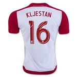 New York Red Bulls 2016 KLJESTAN Home Soccer Jersey