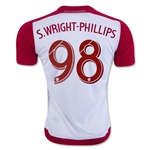 New York Red Bulls 2016 S.WRIGHT-PHILLIPS Home Soccer Jersey