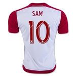 New York Red Bulls 2016 SAM Home Soccer Jersey