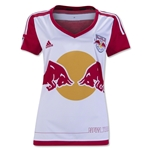 New York Red Bulls 2016 Womens Home Soccer Jersey