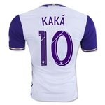 Orlando City SC 2016 KAKA Authentic Away Soccer Jersey