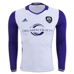 Orlando City 2016 LS Authentic Away Soccer Jersey