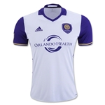 Orlando City 2016 Away Soccer Jersey