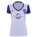 Orlando City 2016 Women's Away Soccer Jersey