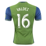 Seattle Sounders 2016 Authentic Home Soccer Jersey