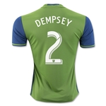 Seattle Sounders 2016 DEMPSEY Home Soccer Jersey