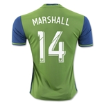 Seattle Sounders 2016 MARSHALL Home Soccer Jersey