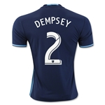Seattle Sounders 2016 DEMPSEY Third Soccer Jersey