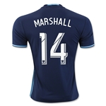 Seattle Sounders 2016 MARSHALL Third Soccer Jersey