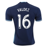 Seattle Sounders 2016 VALDEZ Third Soccer Jersey