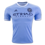 New York City FC 2016 Authentic Home Soccer Jersey
