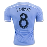 New York City FC 2016 LAMPARD Authentic Home Soccer Jersey