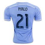 New York City FC 2016 PIRLO Authentic Home Soccer Jersey