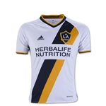 LA Galaxy 2016 Youth Home Soccer Jersey